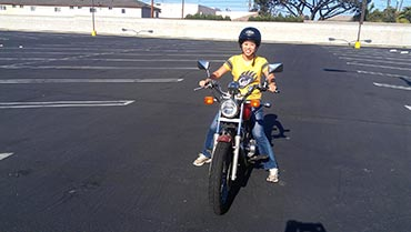 Motorcycle Student 10