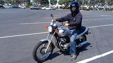 Motorcycle Student 12